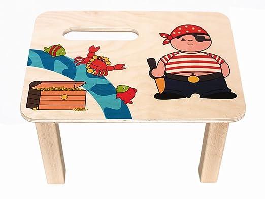 Fu/ßbank Pirat Hess-Spielzeug 30278