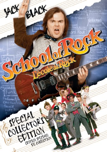 The School of Rock (Special Collector's Edition) by Imports