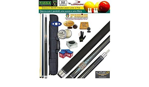 Longoni Vaula Laser 3 Pro Taco 2pz. cm. 141,5, con doble punta ...