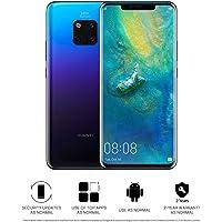 Huawei 华为 Mate20 Pro 128 GB/6 GB 双卡智能手机 - P51093ATT  United Kingdom Version Twilight