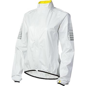 Xs De Oxygen Mavic H2o Blanc Pour Vélo Femme 2015 Veste Weiß Pluie 7wvwRq