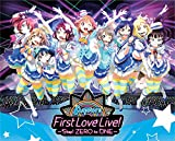 Love Live! Sunshine!! Aqours First Love Live! - Step! ZERO to ONE - Blu-ray Memorial Box