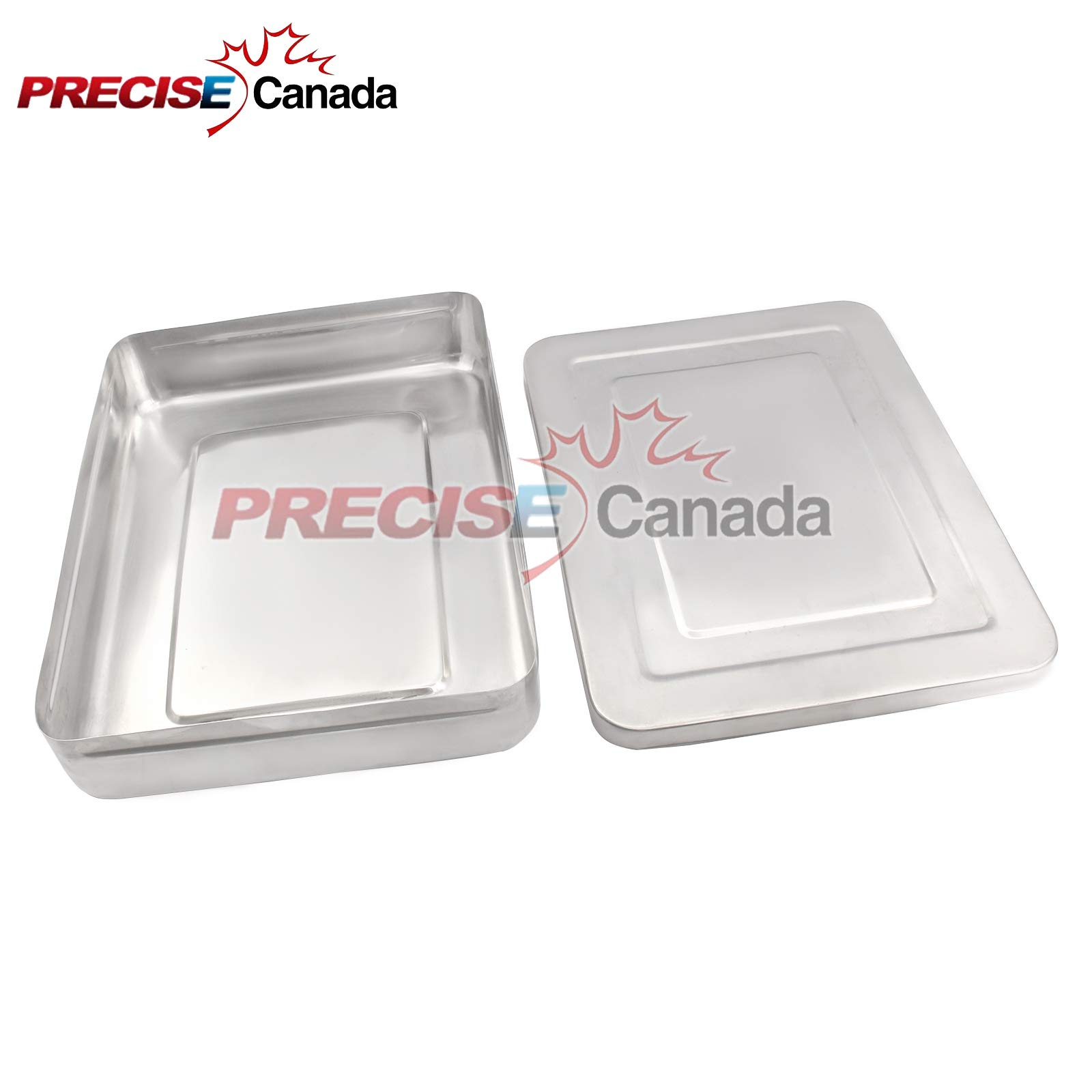 Precise Canada: Instruments Box 41x30x7 cm Stainless Steel Surgi Instruments