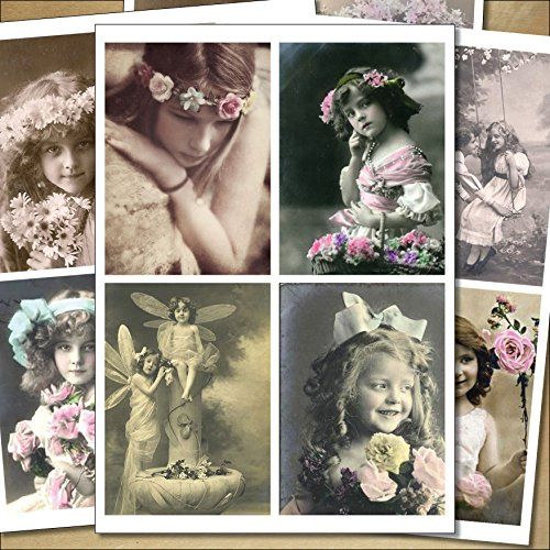 16-x-beautiful-vintage-victorian-and-edwardian-imagessticker-decoupage-decal