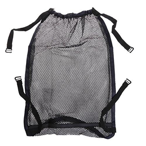 ARHSSZY Multi-Function Baby Stroller Accessory Portable Mesh Tuck Net Stroller String Bag Infant Stroller Organizer Bottle Diaper Bag Hanging Storage Universal Size from ARHSSZY