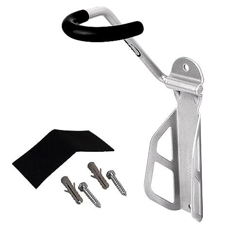 Amazon.com: Ibera bicicleta almacenamiento de montaje ...