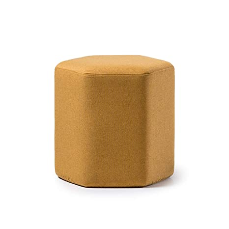 Amazon.com: LF Wooden Stool Fashion Seat Change Shoes Small ...