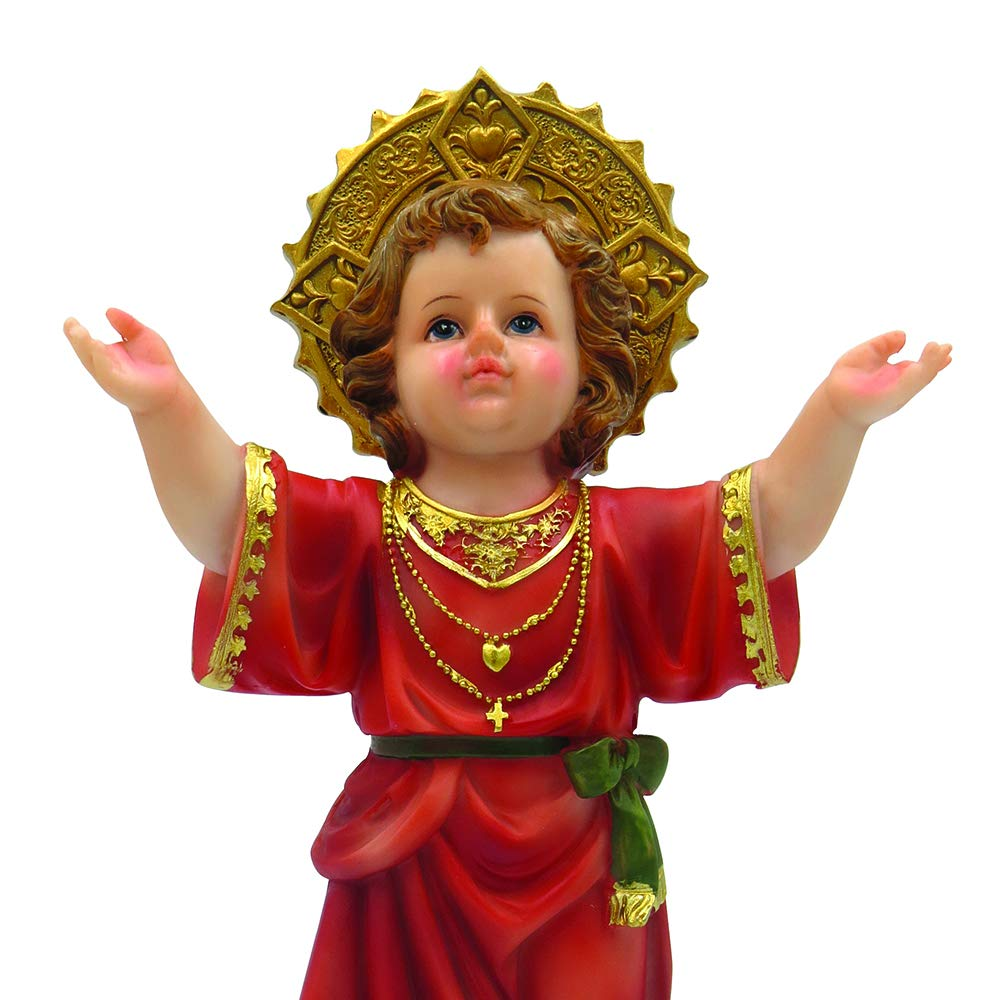 12 Inches 12 Inches GGC1204 12 12 12 Inches Baby Jesus Ni/ño Dios Holy Religious Figurine Decoration