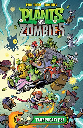 Pdf Science Fiction Plants vs. Zombies Volume 2: Timepocalypse