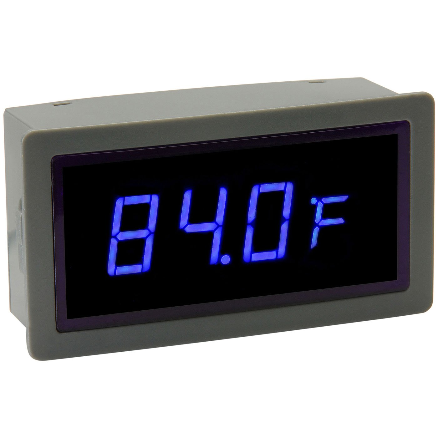 Parts Express Blue LED Temperature Display Internal & External Sensor
