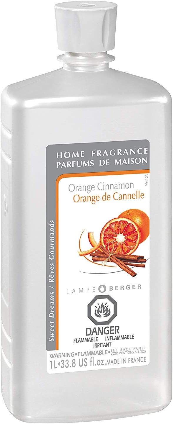 Orange Cinnamon Fragrance Oil Diffuser