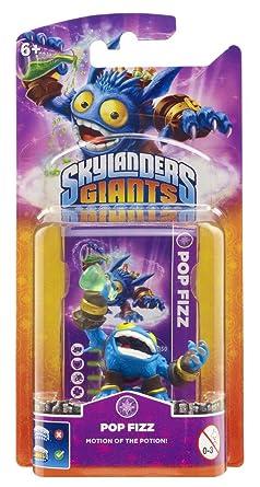 figurine skylanders giants pop fizz