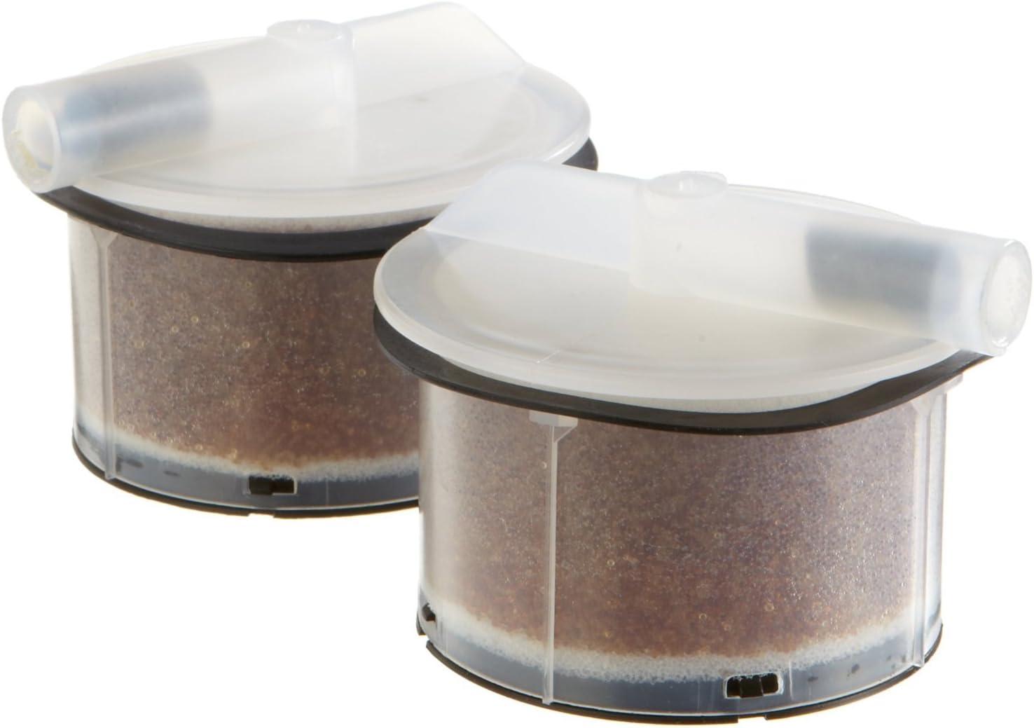Frister & Rossman Lily - Filtros de presión de vapor antical (2 unidades), evita la escalada del generador de vapor: Amazon.es: Grandes electrodomésticos