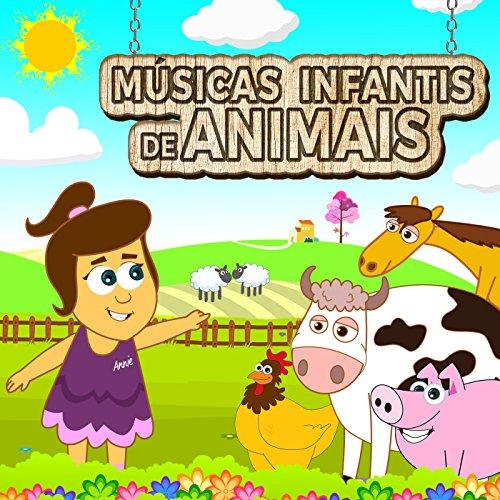 Familia Dos Dedos Animais da Fazenda