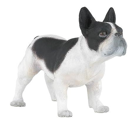 Papo Pap54006 Bulldog Francese Bianco E Nero Amazonit Giochi E
