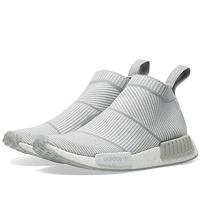 adidas uomini zx flusso avanzata x scarpe da corsa (grey)