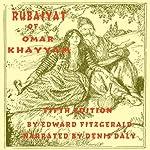 Rubaiyat of Omar Khayyam: Fifth Edition | Edward Fitzgerald