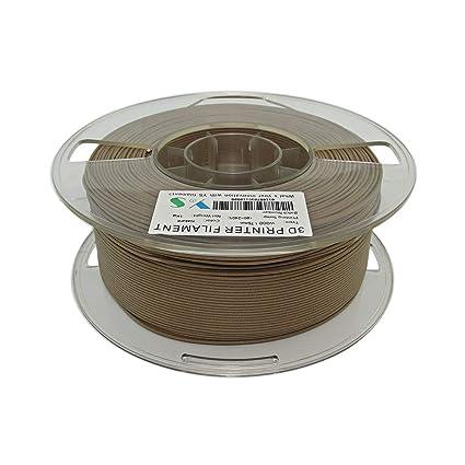 Leslaur YouSu Nature PLA - Filamento de impresión 3D (1,75 mm ...