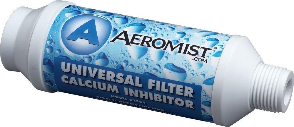 Aero Mist 52505 Garden Hose Calcium Water Filter for Misting Systems (3) by Aero Mist