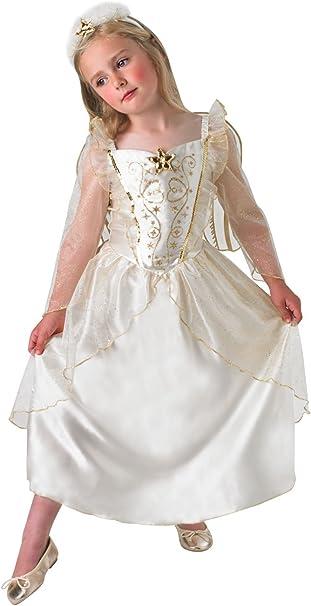 Rubies Belén de Navidad Disfraz de ángel Disfraz para niños ...