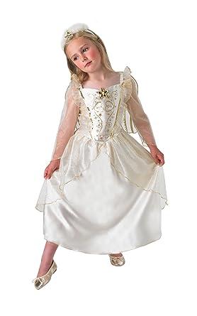 Belén de Navidad disfraz de ángel disfraz para niños rubíes disfraz