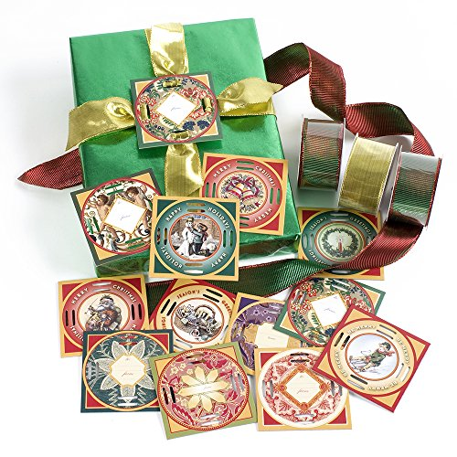 Fobbie Christmas Gift Wrap Set by fobbie