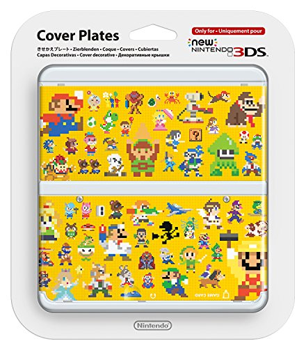 New Nintendo 3ds Cover Plate No.067 (Super Mario Maker)