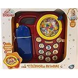 Go Babies - Téléphone sans fils musical éducatif