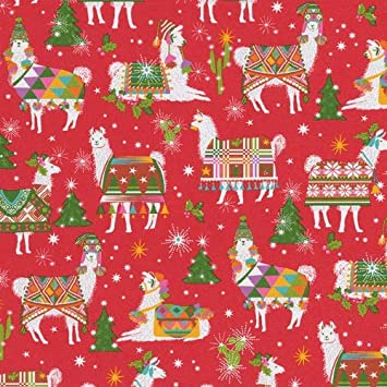Christmas Gift Wrap Design.Wrapping Paper 8 Foot Roll Christmas Gift Wrap Ideas Hello Dolli Red 1 Roll