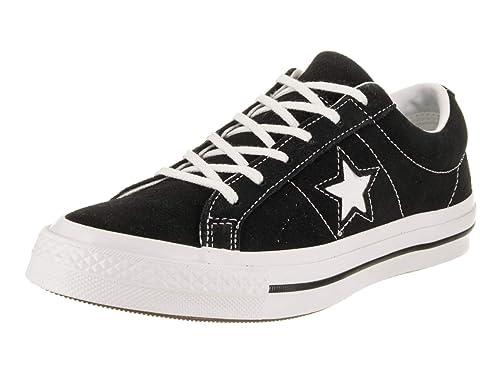 Converse Lifestyle One Star Ox, Zapatillas para Niños: Amazon.es: Zapatos y complementos