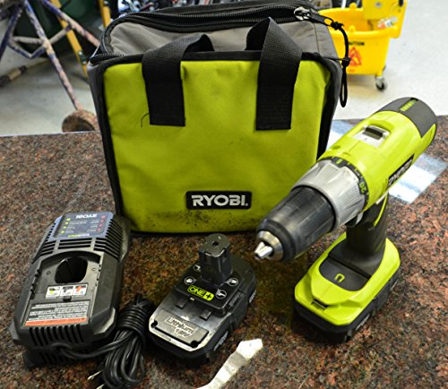 18-Volt ONE 12 in Cordless Lithium-Ion Drill Kit with 2 Batteries