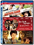 The Brothers Bloom / New York I Love You / The Greatest (DVD 3 disc)