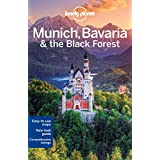 Lonely Planet Munich, Bavaria & the Black Forest 4th Ed.: 4th Edition