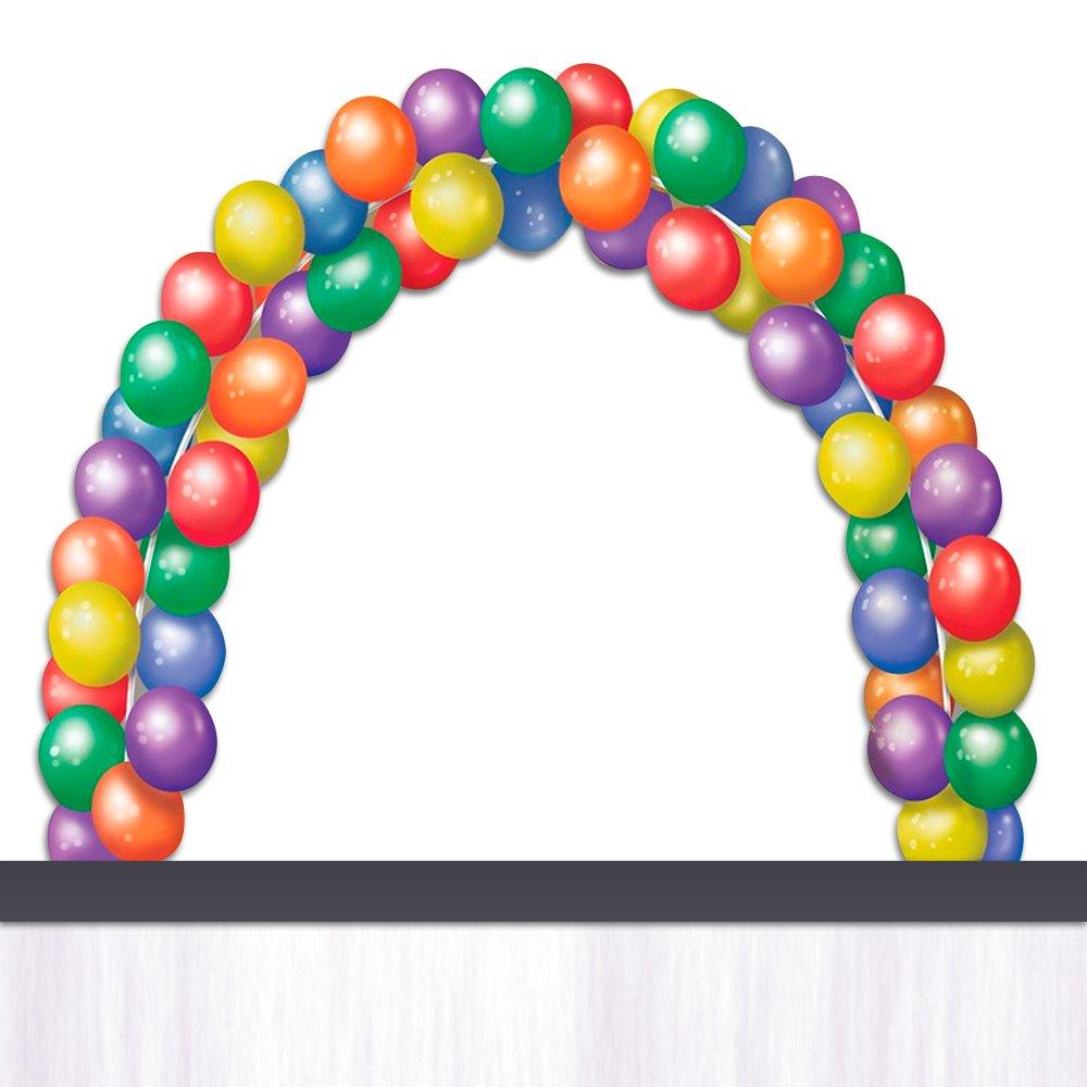 Amazon.com: Balloon Arch Kit & Pump Inflator [BUNDLE PACK, 2 pc Kit ...
