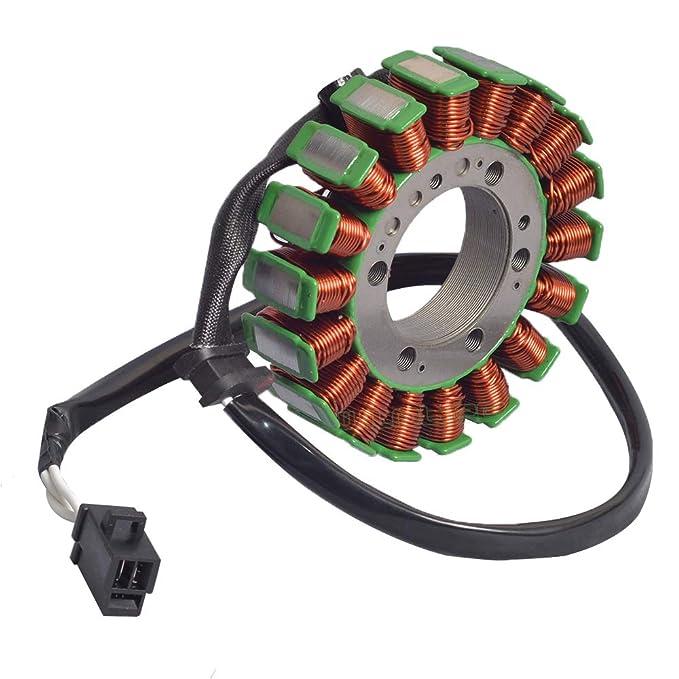 ER650 ER-6N 2006-2011 WildBee Engine Stator Coil Magneto for Kawasaki 21003-0042 EX400 Ninja 400R 2011-2013
