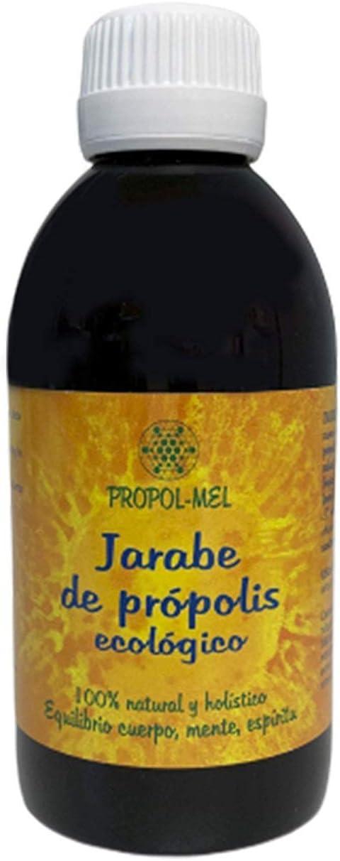 Jarabe Própolis o Propóleo Ecológico. BIO, 250 ml. Para la Tos y la Mucosidad en la Garganta
