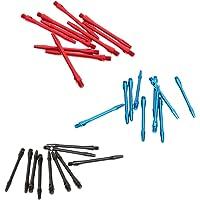 Homyl 30 Unidades de Ejes de Dardos Accesorio de Deportes de Al Aire LIbre Multicolor