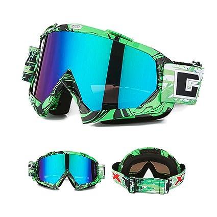 Gafas de esquí, gafas de motocicleta, gafas protectoras ...