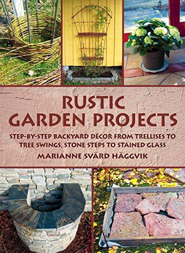 Rustic Garden Furniture - 8