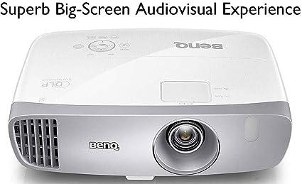 Benq HT2050A Video - Proyector (2200 lúmenes ANSI, DLP ...