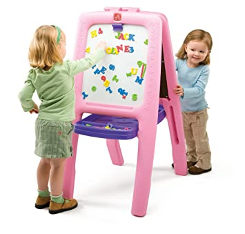 Buy Step2 Pink Easel For Two Online At Low Prices In India
