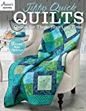 Jiffy Quick Quilts: Quilts for Those Short on Time