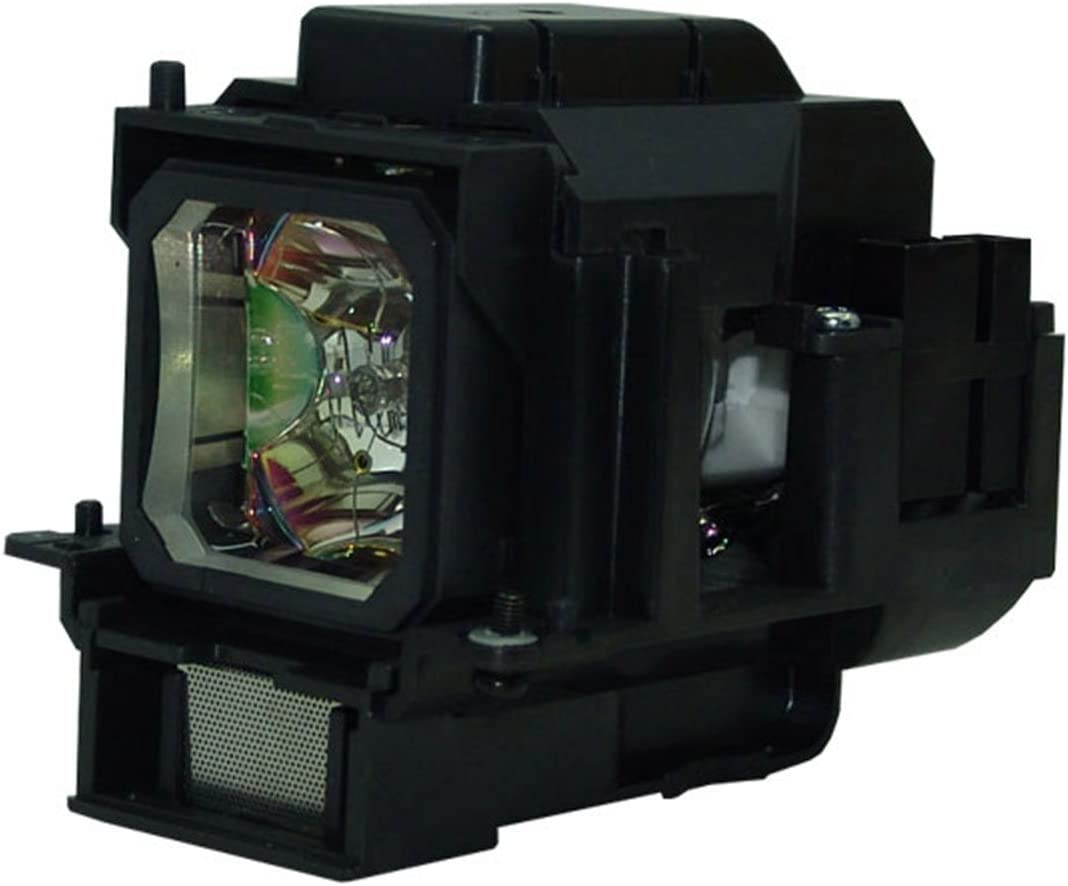 Genuine Original Replacement Bulb//lamp with OEM Housing for AV Plus MVP-X32 Projector IET Lamps Ushio Inside