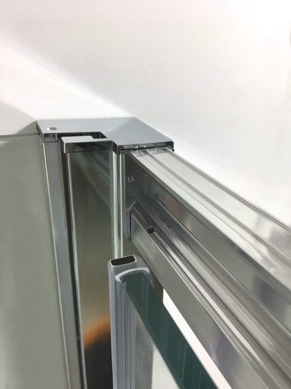 Mamparas de Ducha - GME modelo PRESTIGE SPAZIO - Frontales con 2 ...