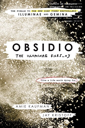 Obsidio (The Illuminae Files Book 3)