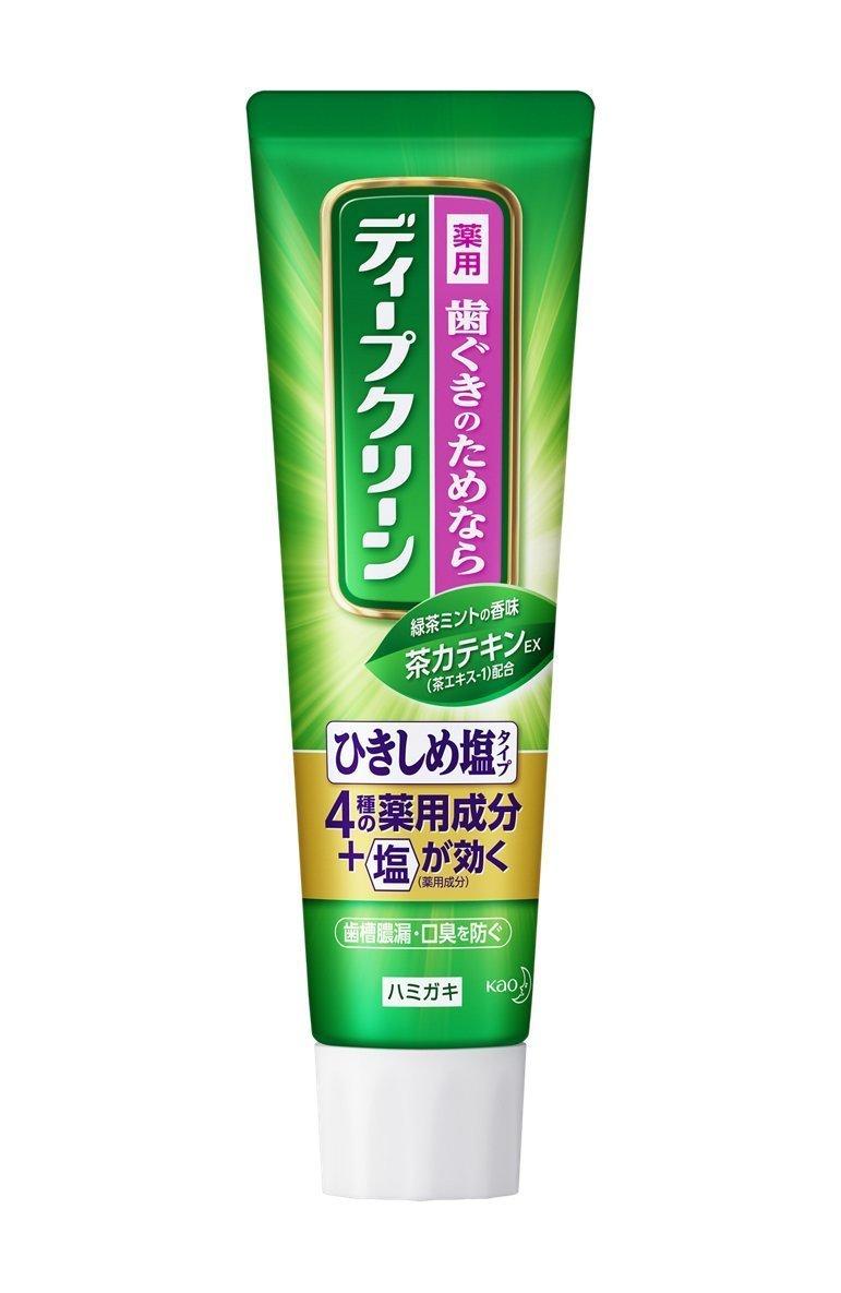 【花王】ディープクリーン 薬用ハミガキ ひきしめ塩 100g ×20個セット B00XJ3JRP4