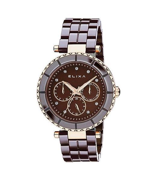 Orologio Donna Elixa E077-L283 (38 mm): Amazon.es: Relojes