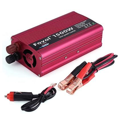 How long will a car battery run an inverter