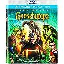 Goosebumps (3D Blu-ray + Blu-ray + DVD + UltraViolet)