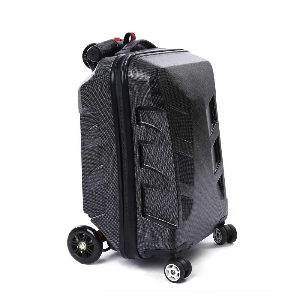 Amazon.com: TSA - Maleta de aluminio con ruedas para ...